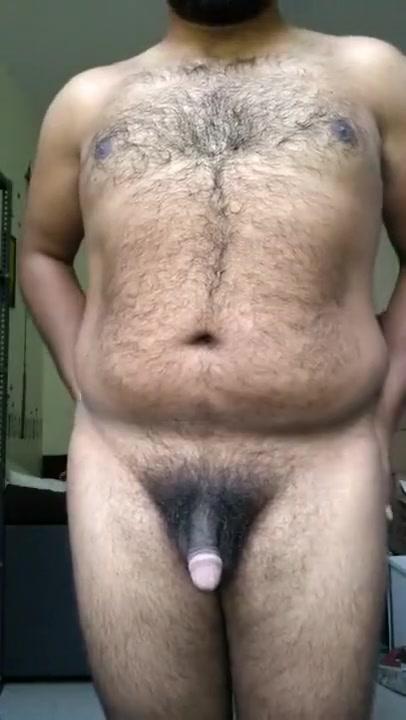 Indian male stripping and nude - 1 Slingshot micro bikini