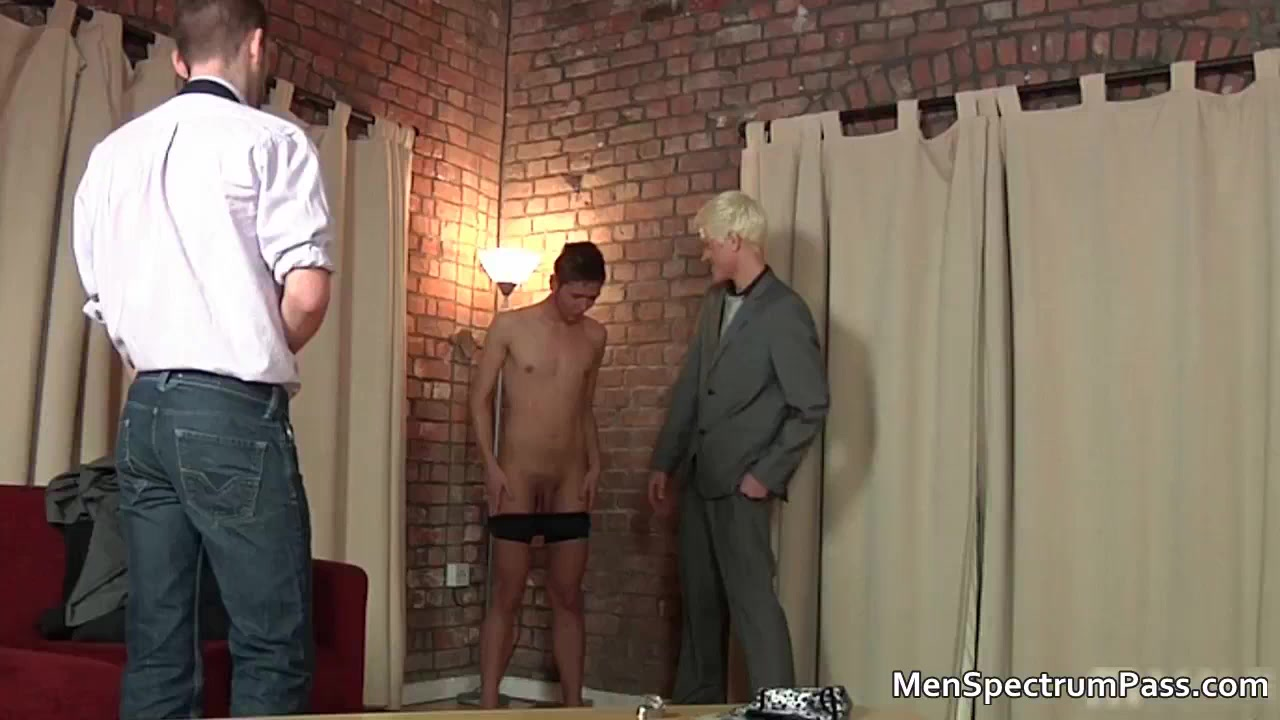Young gay dude comes to the audition part1 Whores in georgia