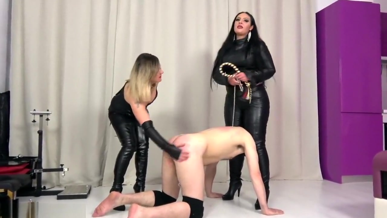 One kiss - one whiplash, with Mistress Athena Prevew Tryin to catch some cock in Sunchales