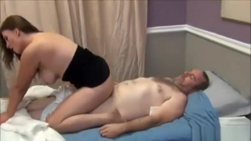 Daughter Rides Sleeping Dad Busty outy porn