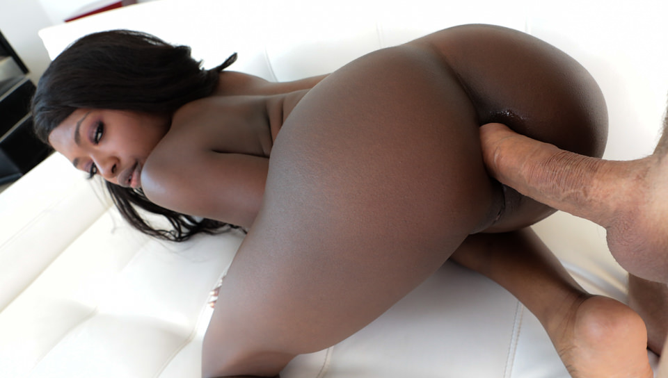 Noemie Bilas in Ebony Anal Ass, Scene #01 - HardX Thick ass and tits bbw ebony