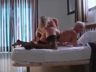 Nasty Blonde Lesbians Get Horny sucking cock and video