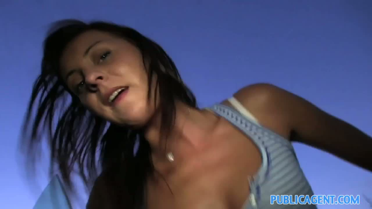 PublicAgent HD Jordan bows over and takes it from behind monica roccaforte free porn videos