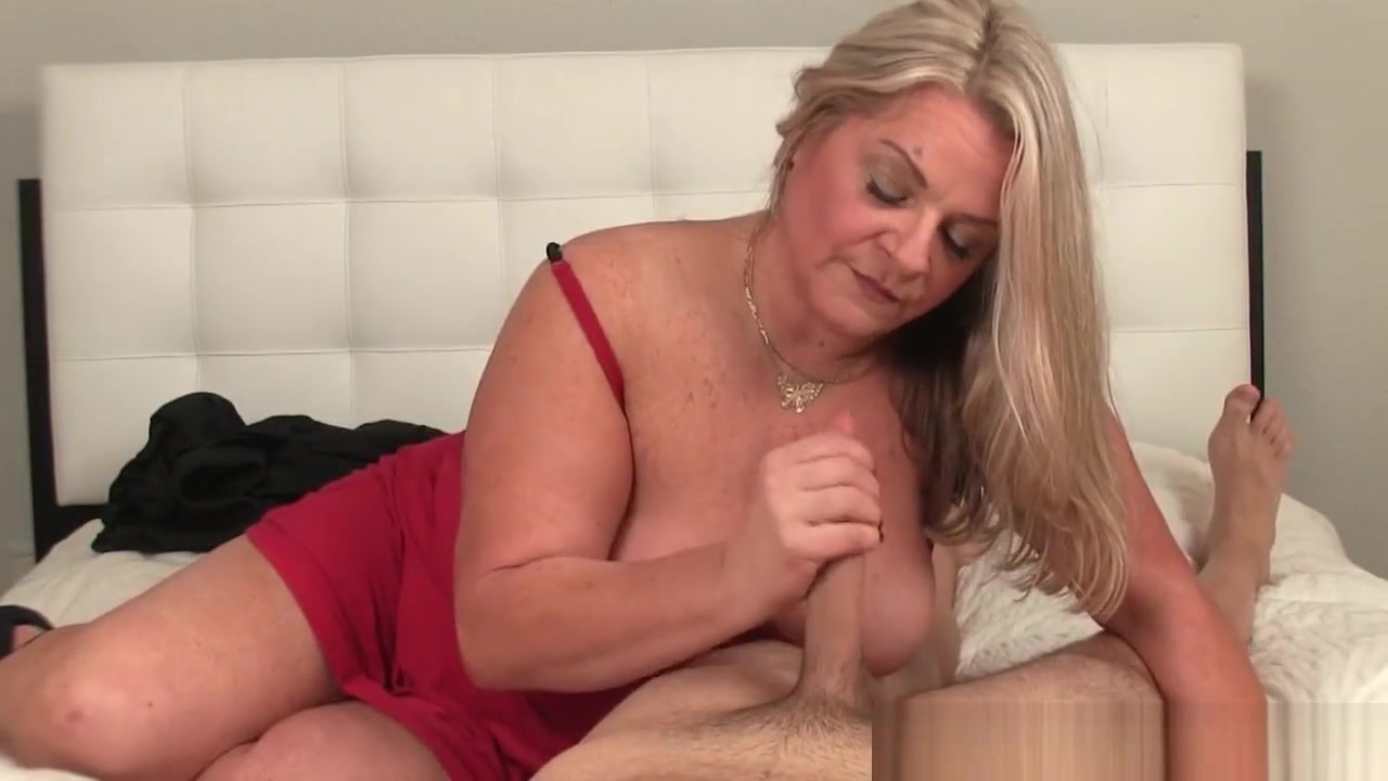 Mature Bbw Giving Pov Guy Tugjob Sexy hot feet porn