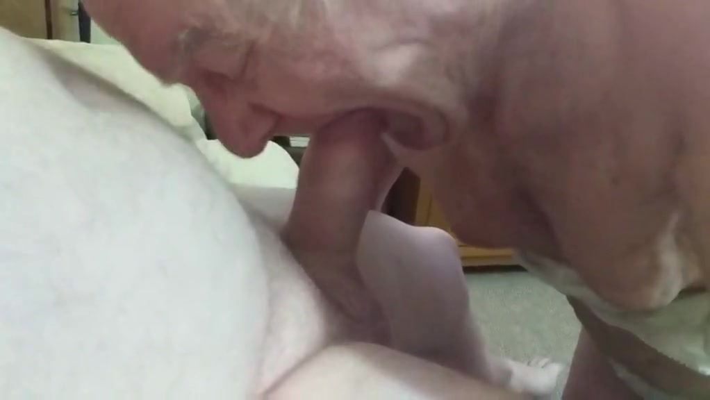 Daddy TV Danielle sucking Robs Cock Love sucking in Randers