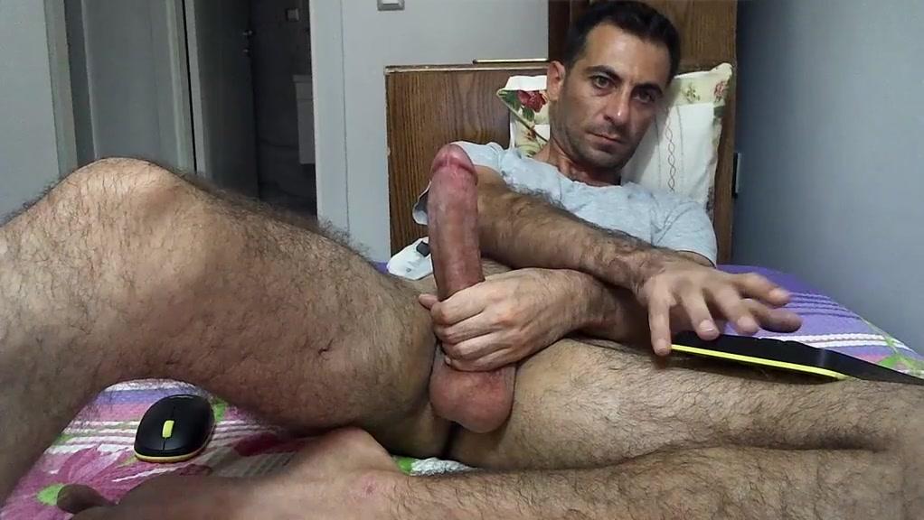 hairy legs Transsexual glue on sex organs