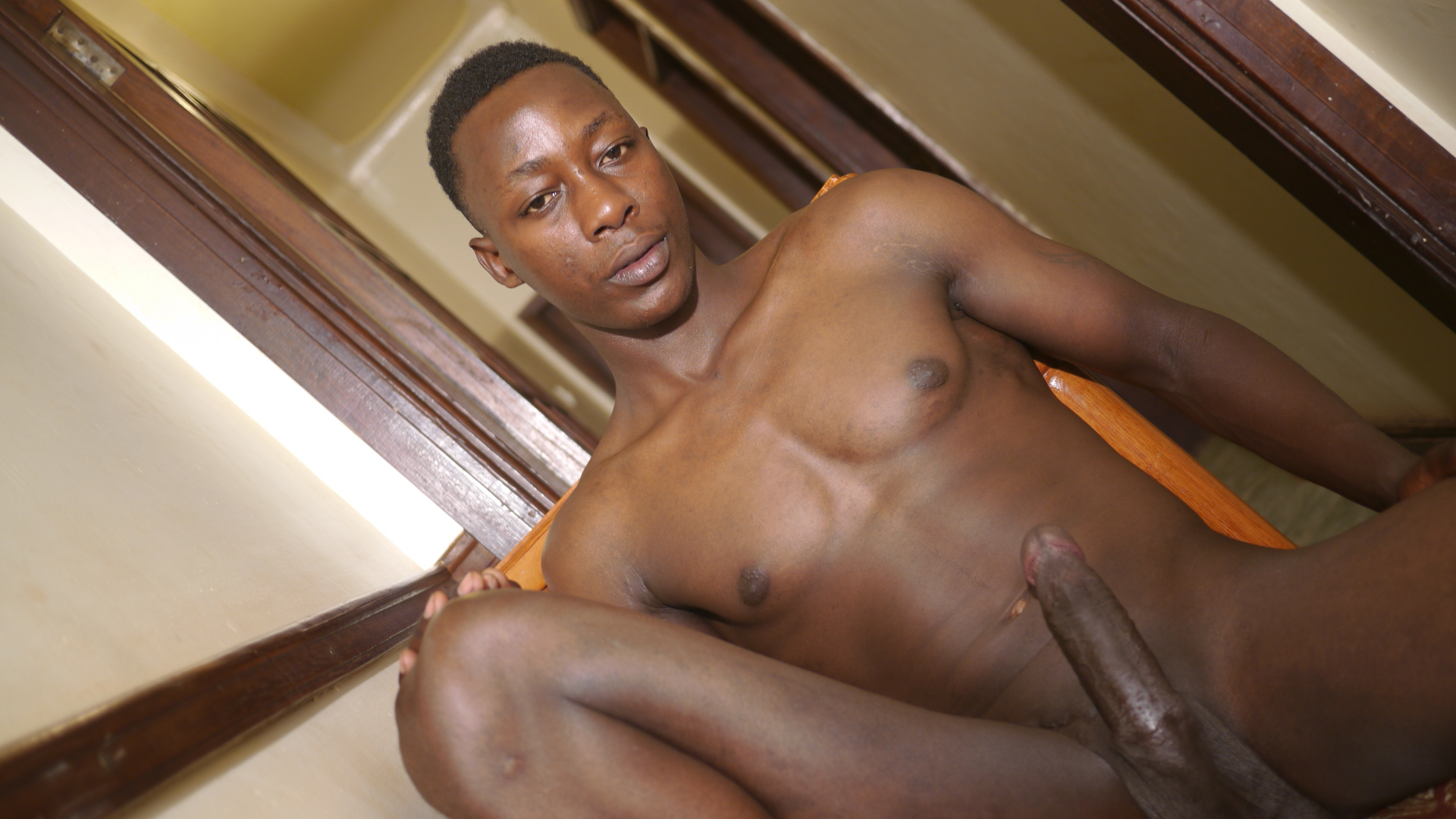 Billy - 80Gays Big White Cock Black Ass