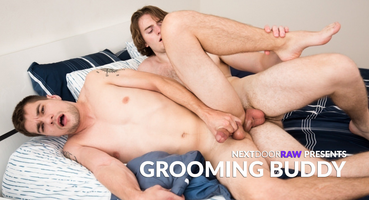 Alex Grand & Princeton Price in Grooming Buddy - NextdoorStudios Ooowee bbw