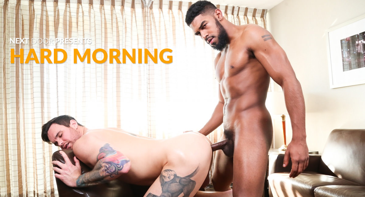 XL & Beau Reed in Hard Morning - NextdoorStudios Teen tube japanesse images