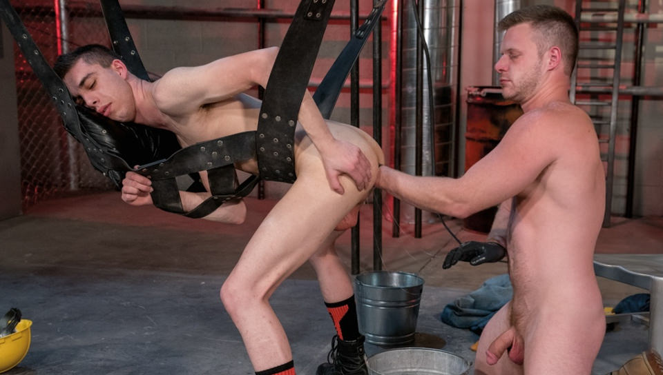 Brian Bonds & James Oakleigh in The Big Tool - ClubInfernoDungeon raised women granny vids ass