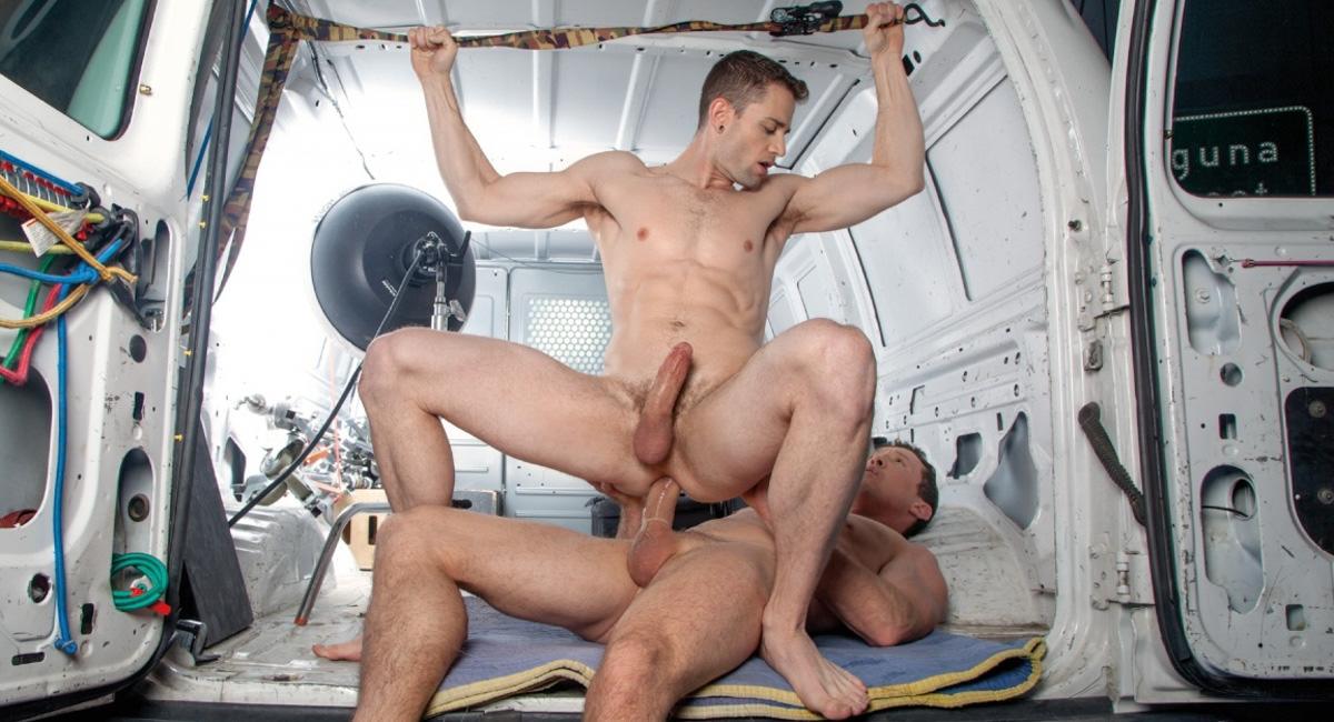 Pierce Paris & Quin Quire in Zack & Jack Make a Porno, Scene #04 - HotHouse Big titties and beer