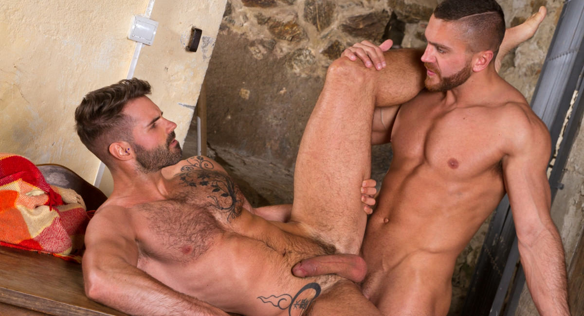 Emir Boscatto & Dani Robles in Hung Country, Scene #02 - HotHouse Pak Gay Xxx Sex