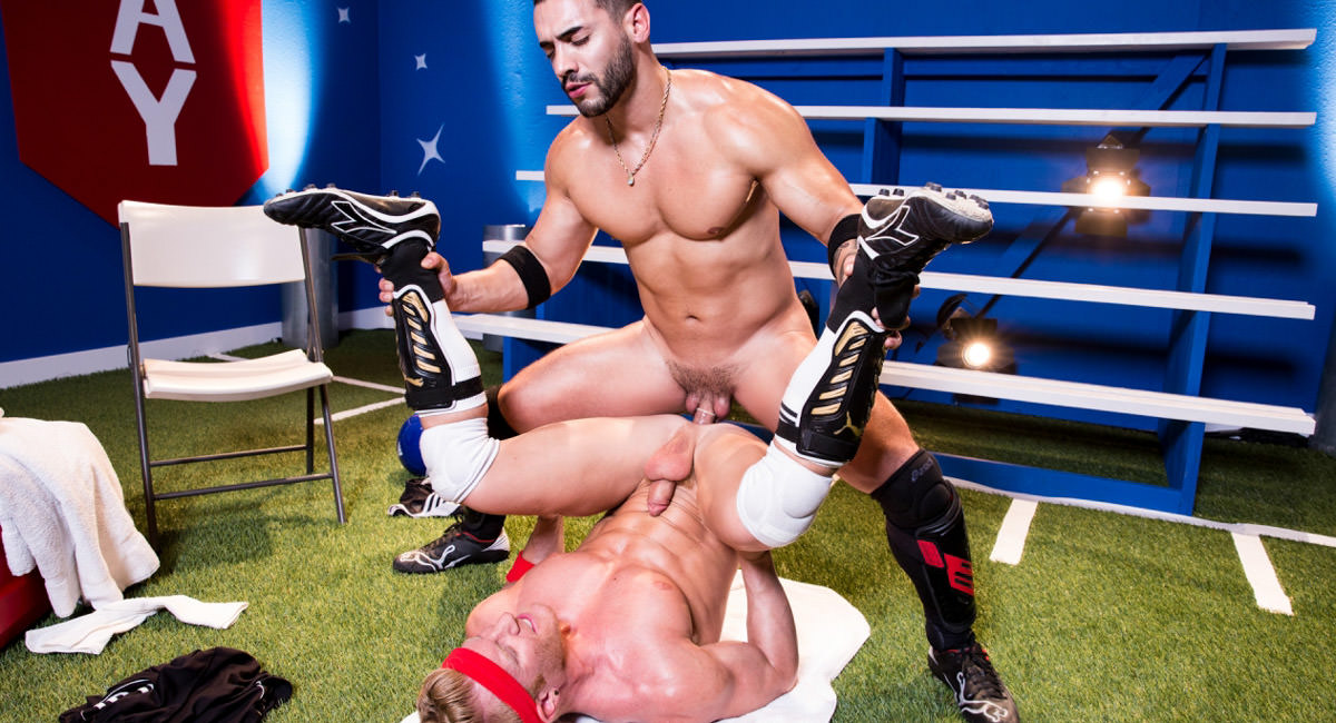 Johnny V & Arad Winwin in Gear Play, Scene #04 - HotHouse Two girls clitoris touchin