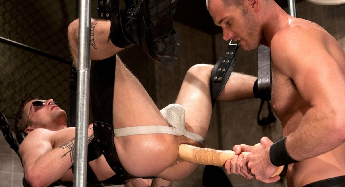 Ian Jay & Cole Streets in Hole Busters Vol. 2, Scene #01 - FistingCentral Very hairy vagina pics