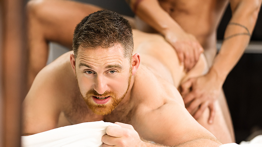 Jonas Jackson & Lucas Fox in Summer Flings Part 2 - MenNetwork Blindfold fuck my wife dp