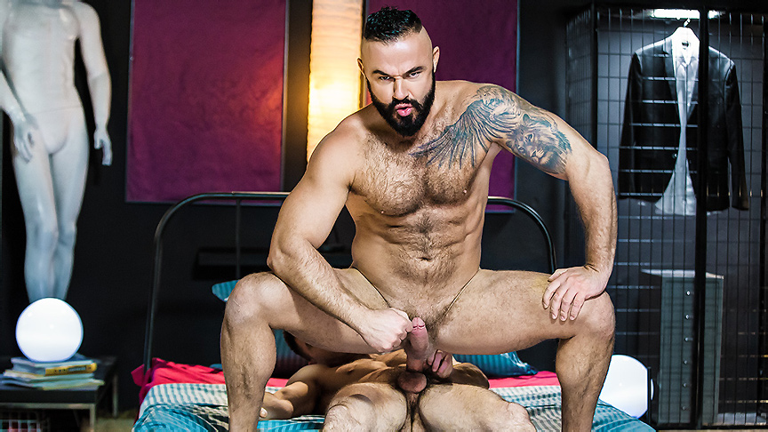 Jessy Ares & Paddy OBrian in Special Service - MenNetwork sexy asian hunks 2018