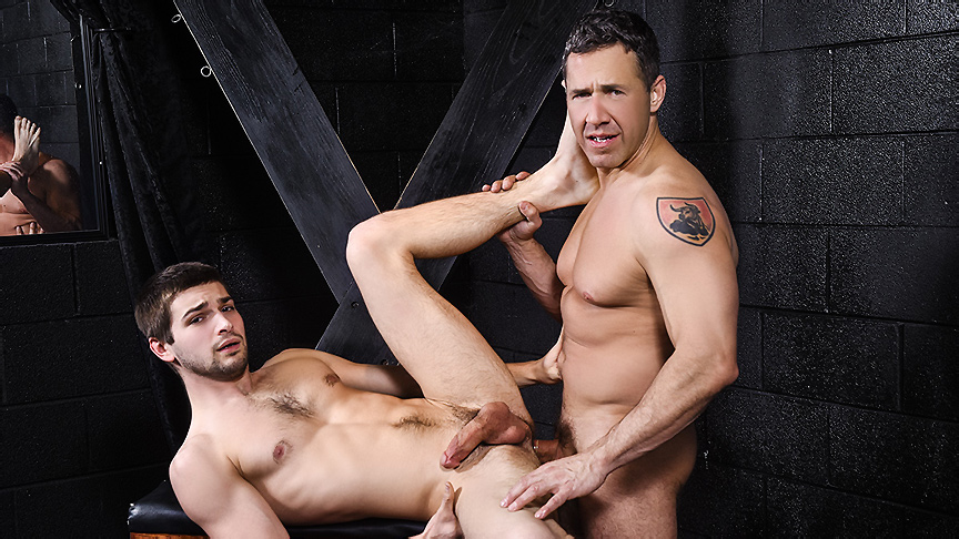 Dean Phoenix & Johnny Rapid in Daddys Dungeon Part 1 - MenNetwork sites similar to you porn