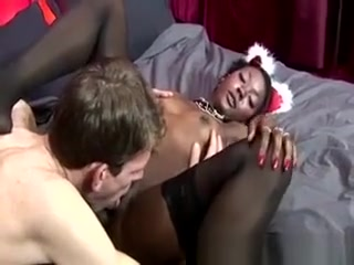 Ebony Prostitute Fucking A Tourist