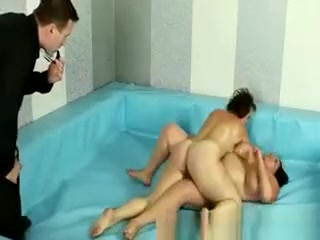 Bbw Wrestling Babes Want Cock From The Ref Huge Booty In Bikini