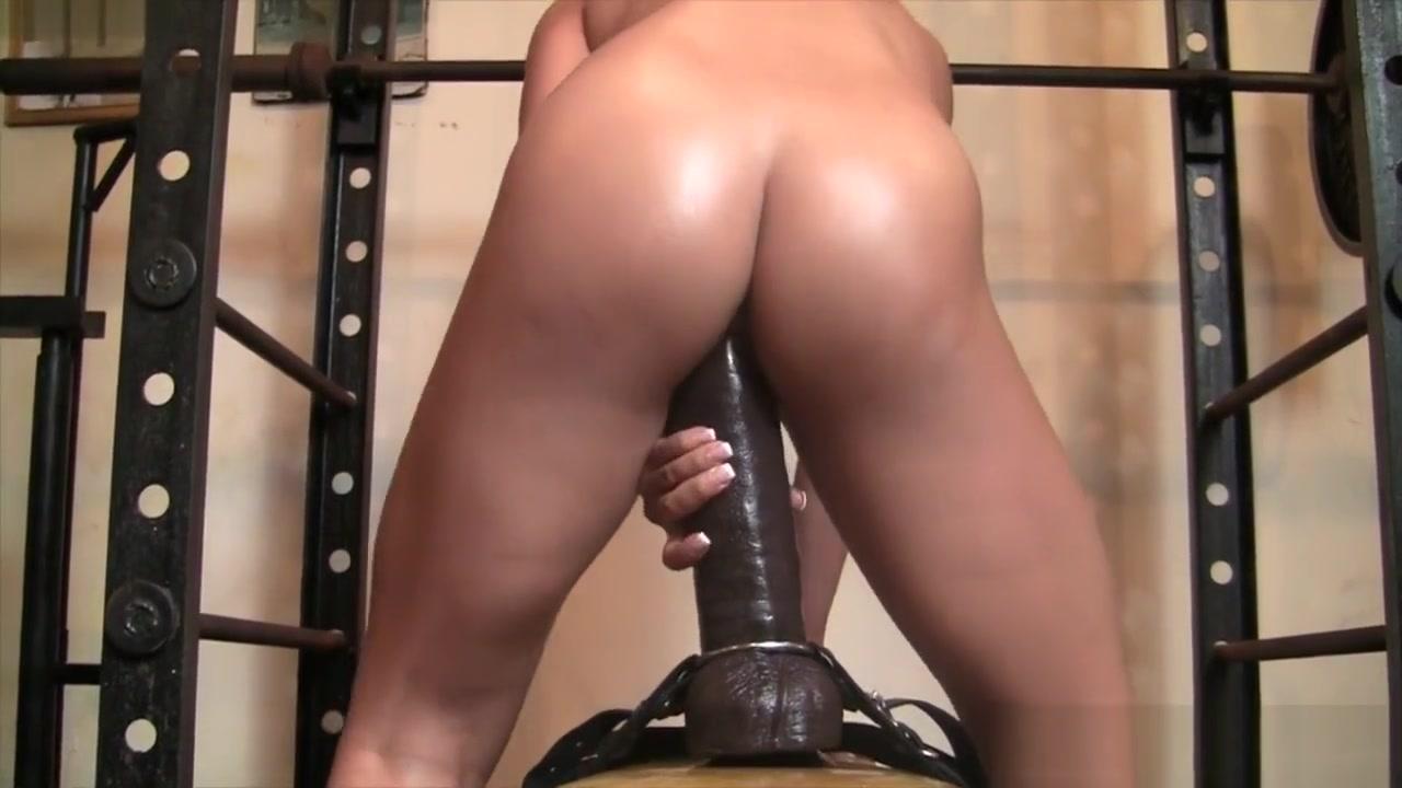 Leena Loves Her Huge Dildo dirty talking male porn