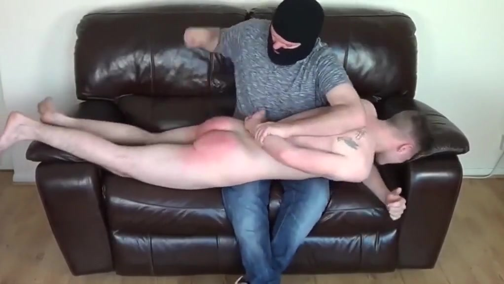 Lads First Bath Brush Spanking Redhead lezzie toys ass