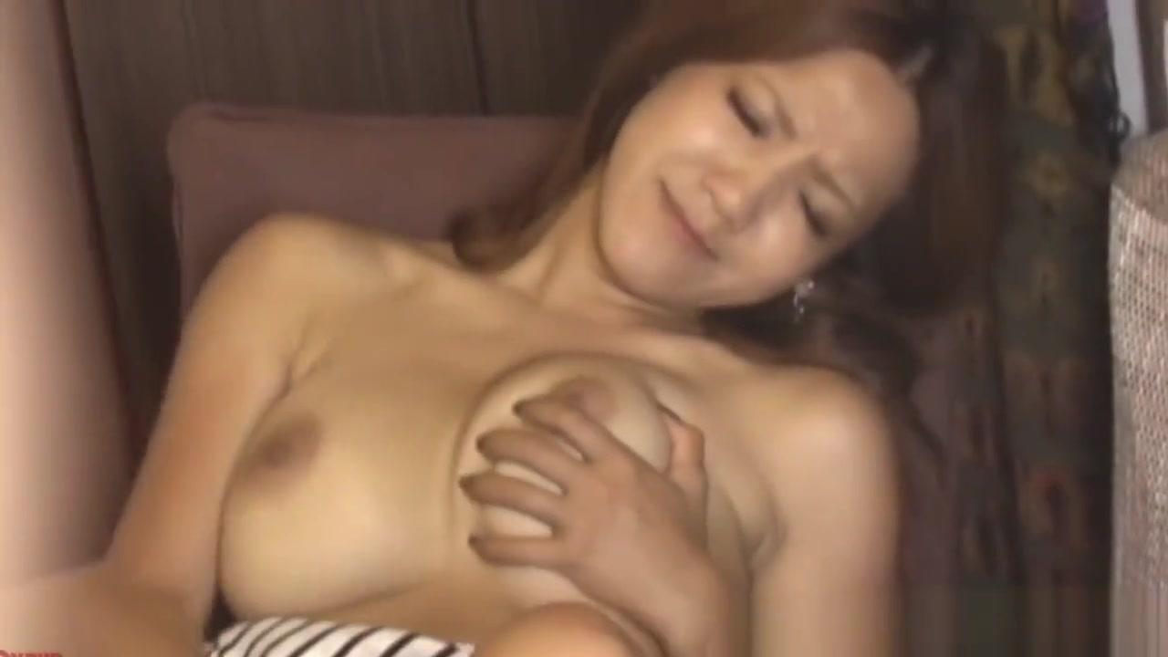Busty Japanese Babe Rubs diabetes mellitus adult natural treatment