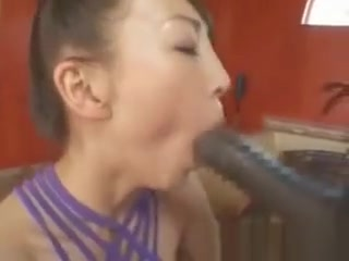 Asian Teen Swallows Cum From Bbc! Hentai growing boobs gif
