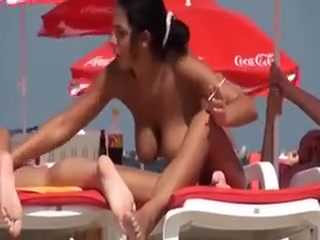 Gender About The Beach With Pop big nipple huge titty blond gets tiny pussy ruined black monster huge