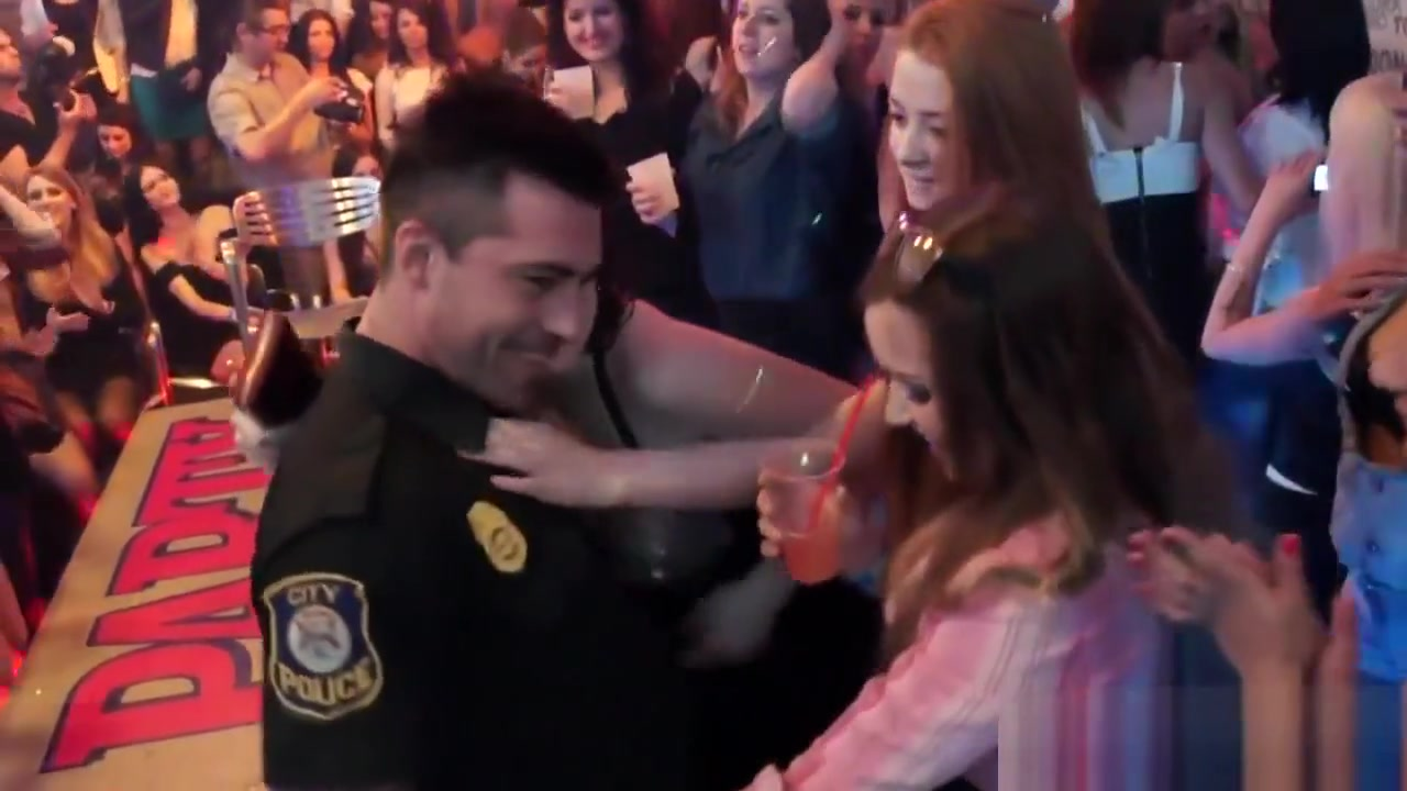 Real Party Teen Sucking