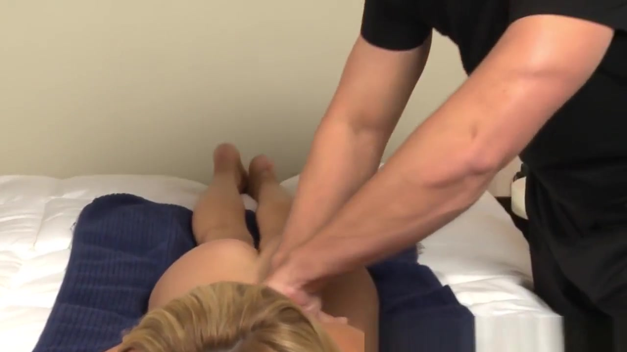 Angelic Masseuse Facial How to best oral sex