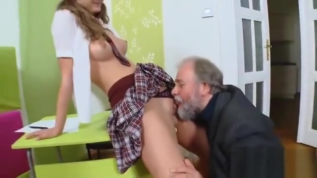 Innocent Schoolgirl Is Seduced And Pounded By Her Older Tuto