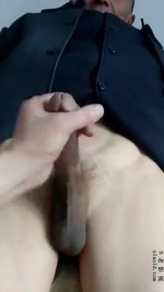 Old Asian German saggy boobs gif