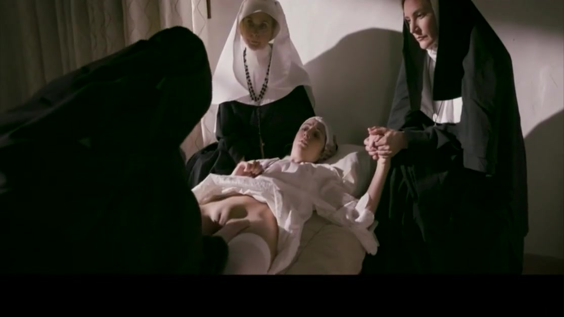 Innocent Hot Nuns Cant Resist Their Lesbian Temptation thainee doing anal free video