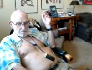 grandpa cock show Ebony nautica porn