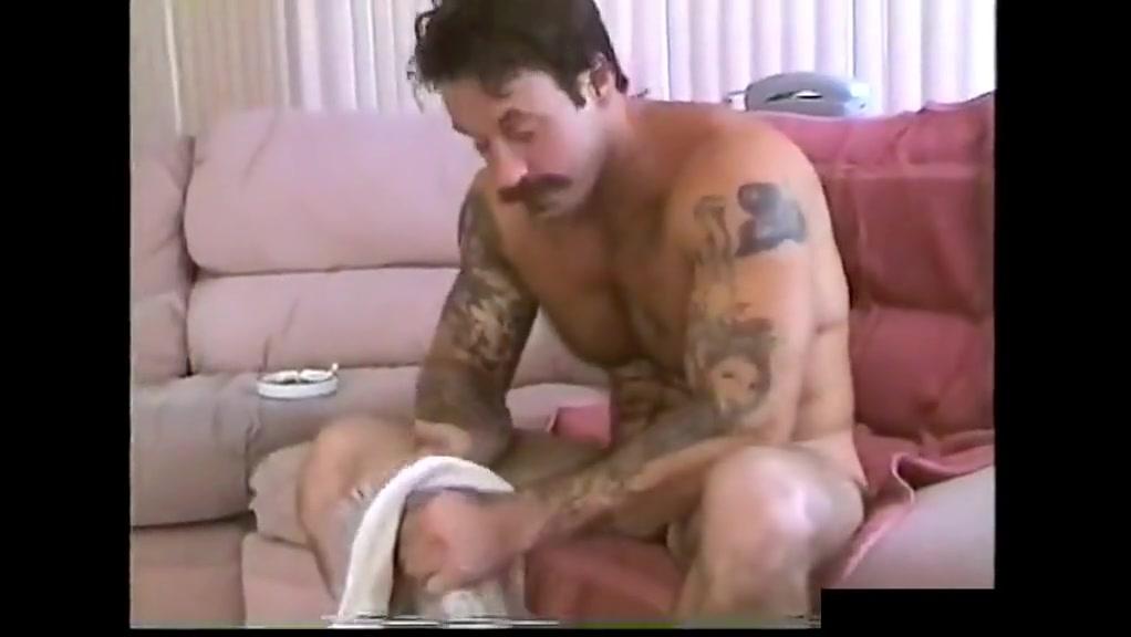vintage muscle dad jacks off Xhamstar Com