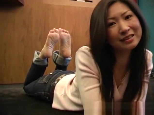 Asian feet monsters of cock silvia s fight