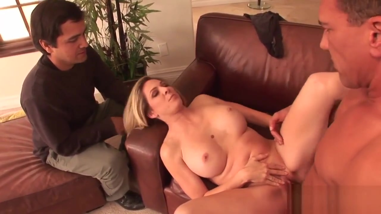 Blonde Housewife Takes It Anally From Porn Stud Black and blonde anal trailers