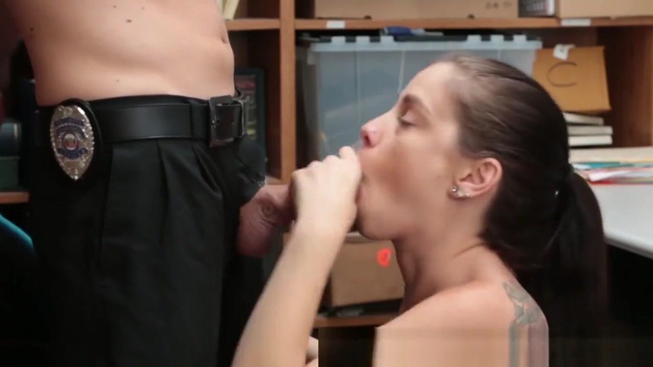 Shoplifting Teen Spunk