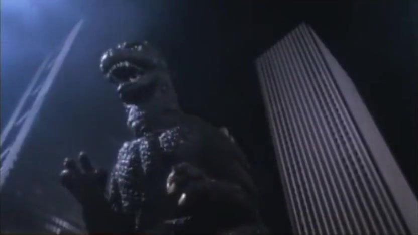 Godzilla 1985 stomp Hotel gangbang pain wife bruttaly fuck