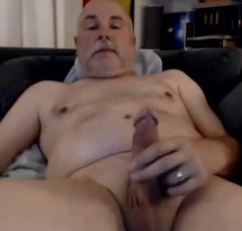 Married grandpa wanking fondling and sucking boobs