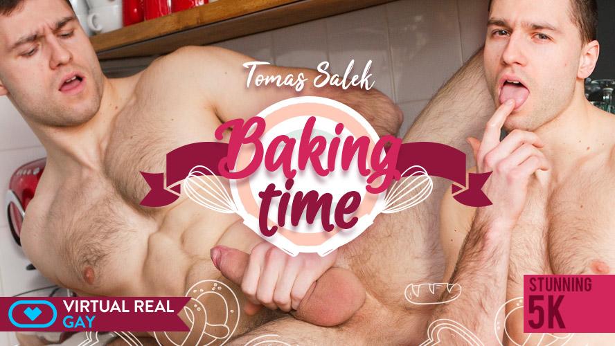 Baking Time - Virtualrealgay getting teens to stop smoking