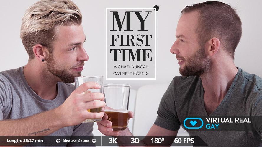 My First Time - Virtualrealgay Big nipples redbone blowjob head doctor amateur