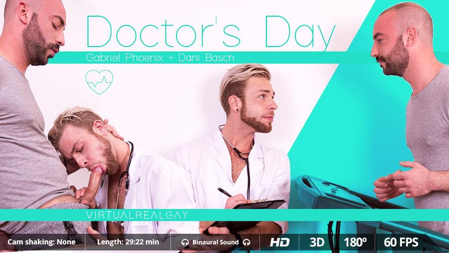 DoctorS Day - Virtualrealgay anime adult flash games