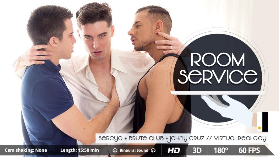 Room Service - Virtualrealgay Download xxx videoes