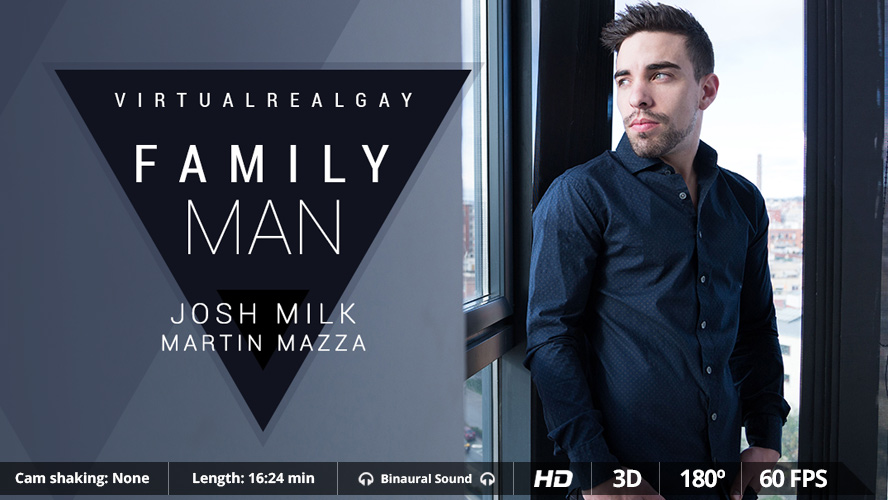Family Man - Virtualrealgay Scorts jovencita en Madrid