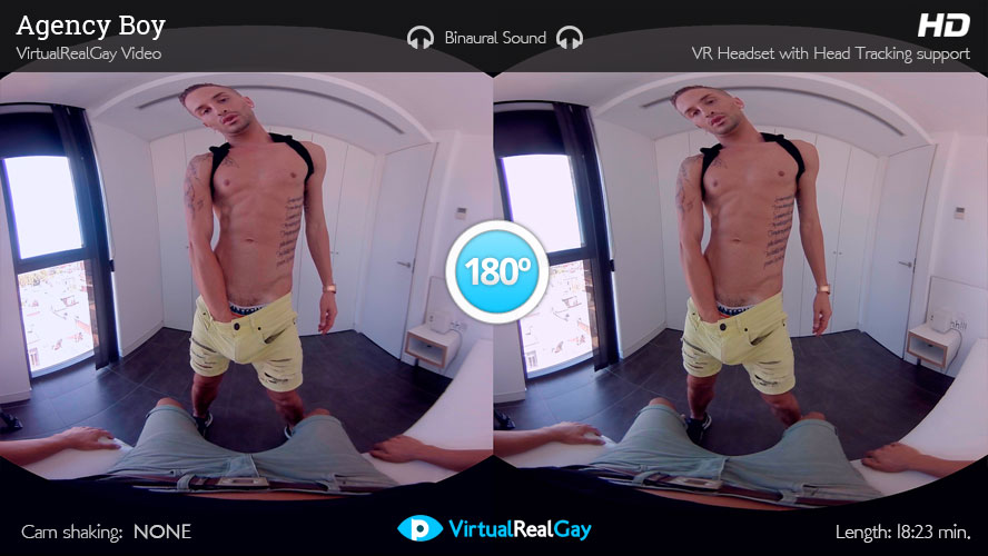 Agency Boy - Virtualrealgay past out girls free video