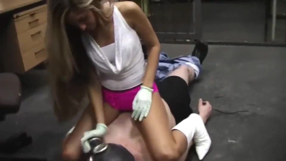 Young mistress dominates slave Bare millionaire gay movie