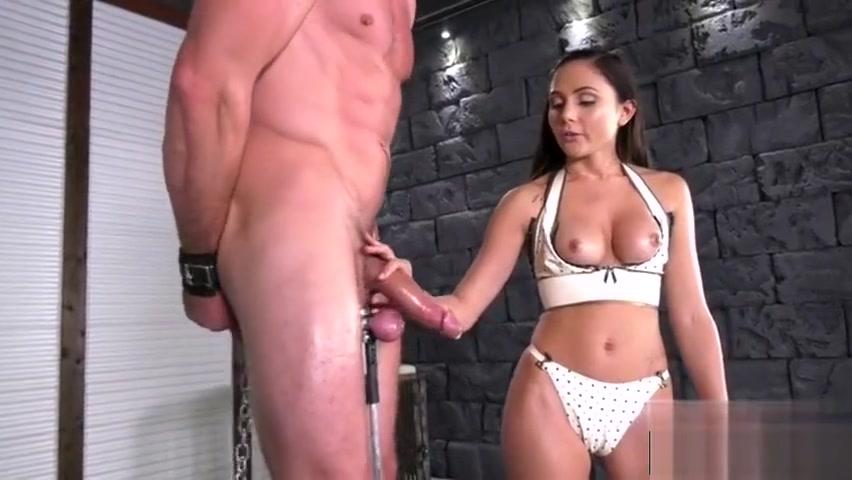 Brunette pornstar femdom with cumshot Free Random Cam To Cam Chat
