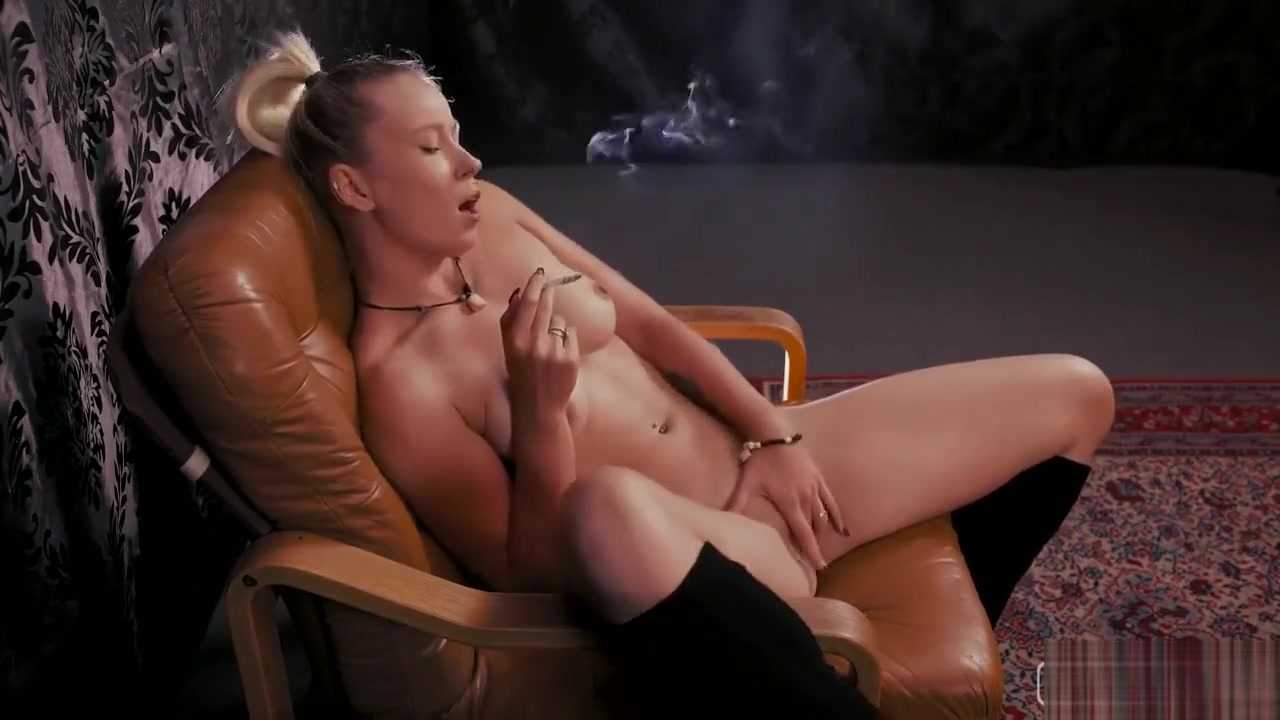 Cruel Anette smokes a cigarette while she masturbates (3) upskirt panties mature tube vid free