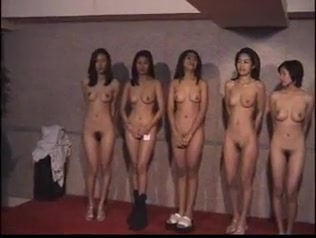 HOT Thai models sexy group contest full nude Girls porn in the shower gif